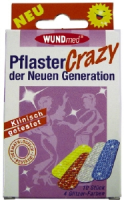 Pflaster Crazy 10 er Pack