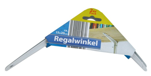 Regal Winkel 2er Pack