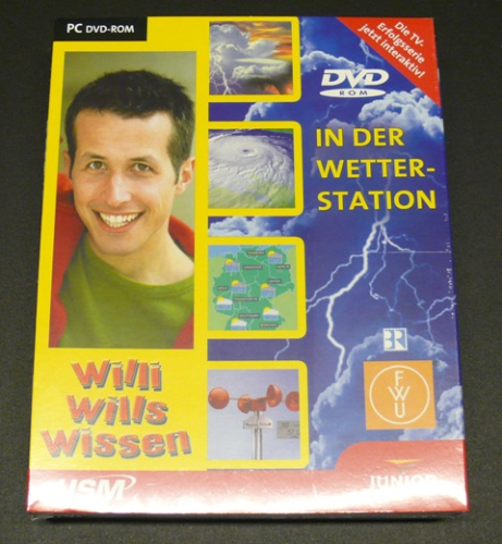 DVD In der Wetterstation